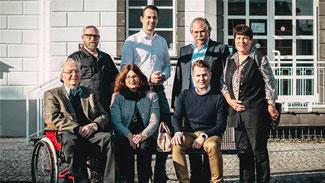 Die Sinziger Liberalen (v. l. n. r.) Roderich Graf von Spee, Hagen Hoppe, Brigitte Schmickler, Martin Thormann (Vorsitzender), Volker Thormann, Stefan Wisskirche und Hilda Missfeld. Foto: Hagen Hoppe Fotographer