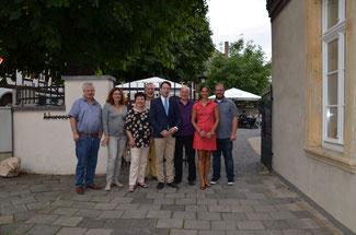Die Liberalen freuen sich auf viele Gäste und gute Gespräche bei ihrem Sommerfest in Klebers Küche & Garten in Ahrweiler. Schönes Wetter ist fest eingeplant.