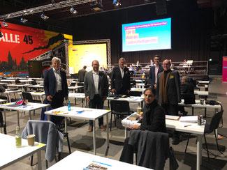 Das Programm der FDP für die Landtagswahl war Schwerpunkt des Parteitages in Mainz, an dem auch die Delegierten aus dem Kreis Ahrweiler mitgearbeitet haben.
