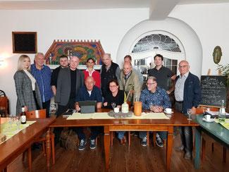 FDP-Kommunalpolitiker besprachen Zukunftsthemen.