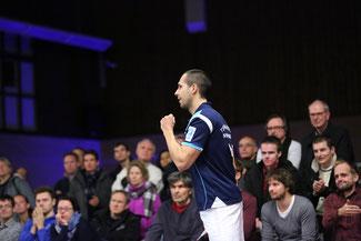 Matchwinner für Neuhausen: Krasimir Yankov (Bild: Anke Lütticke)