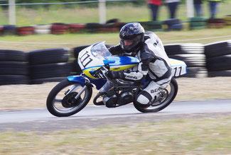 Aymeric, vainqueur des 2 manches - Proto Vario Amateur