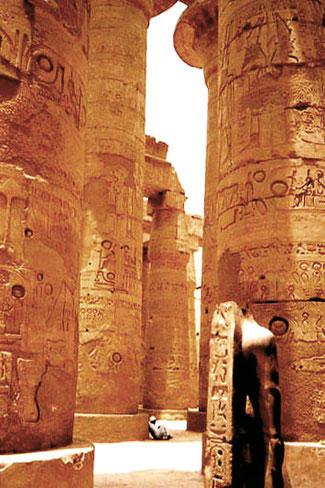 der Säulensaal - das 8. Weltwunder
