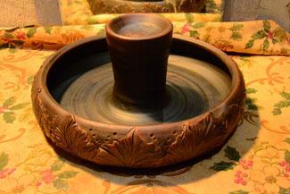 глиняная посуда для запекания в духовке