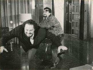 Felipe Calvo y Alberto Gadea (archivo Nati Podadera)