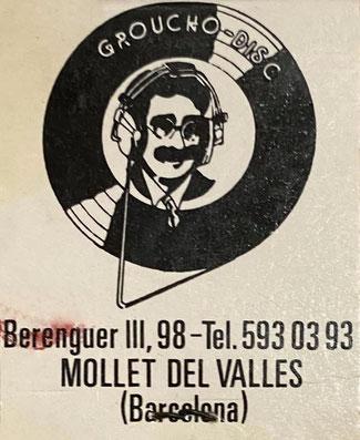 Logo diseñado por el artista Carlos Sánchez Manils