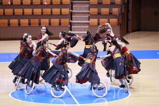 画像は 2016年 全日本大会