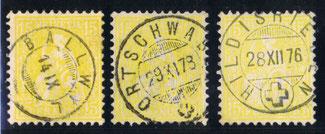 CH 39   Mi.Nr.: 31