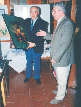 Kunstausstellung: Italien, Toskana
