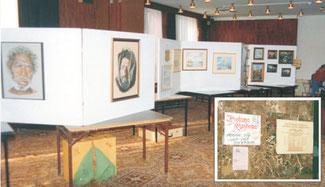 Kunstausstellung in Polen und URS 1