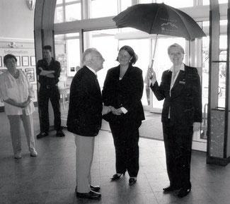 Kunstausstellung in Trent / Rügen im Raddison SAS-Hotel