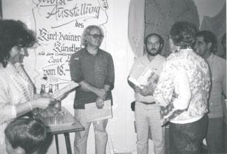 Adam Misch und Ferenc Nagy
