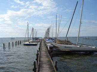 Hafenanlage des S.C.S.