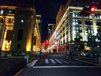 日本橋の老舗百貨店