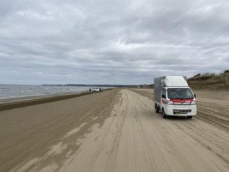 千里浜なぎさドライブウェイ(石川県)