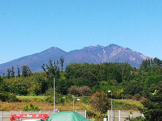 八ヶ岳PA(下り)より