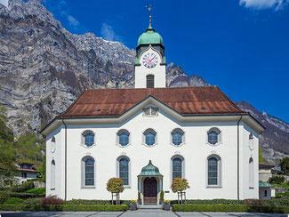 Reformierte Kirche Netstal