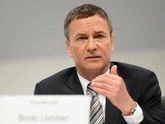 Daimler-Finanzvorstand Bodo Uebber. Foto: Bernd Weissbrod/Archiv
