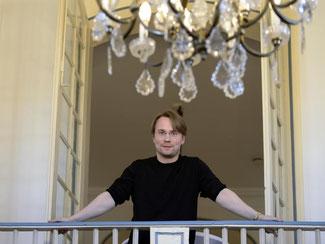 Chefdirigent Pietari Inkinen. Foto: Thomas Kienzle