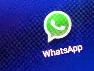 WhatsApp wurde im vergangenen Jahr für knapp 22 Milliarden Dollar von Facebook gekauft. Foto: Jens Kalaene