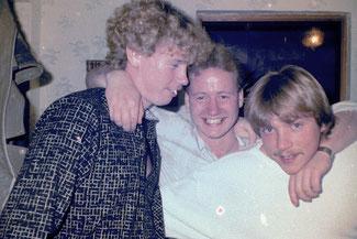 Die Generation der 80er. So wurde 1985 zur damaligen Musik gefeiert (Quelle: privat)