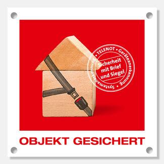 Sicherheit mit Brief und Siegel elektronischer Gebaäudeschutz auf höchstem Niveau Alarmanlage