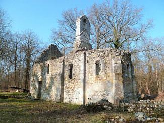 Chapelle de Fourches - Temple de Paris