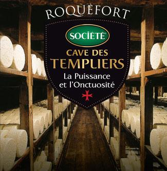 ROQUEFORT SOCIÉTÉ® CAVE DES TEMPLIERS 6 temple de paris