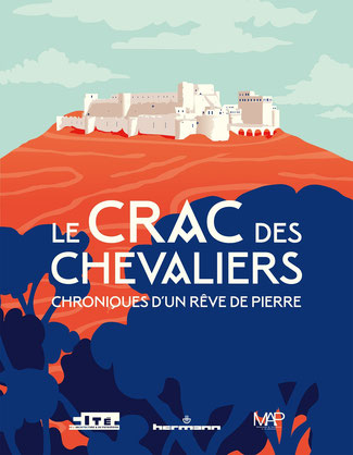 Catalogue de l'exposition Le Crac des Chevaliers. Ed. Hermann