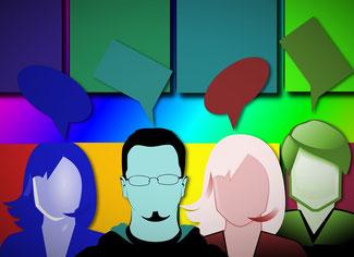 Typologie, Enneagramm: Wir sind alle gleich und doch so verschieden. Die drei Grundtypen und insgesamt 9 Charaktere / Blickwinkel auf das Leben.