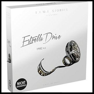 T.I.M.E Stories - Estrella Drive