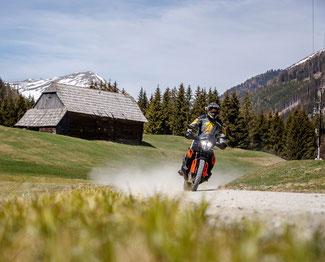 Offroad die Beste: KTM 790 Adventure