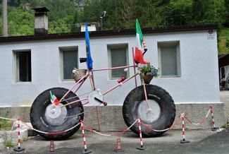 Giro ist in Italien (fast) immer und überall