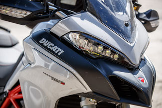 Die Sportlichste: Ducati Multistrada 950 S
