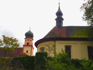 1000 Jahre lang ein Benidiktiner-Kloster