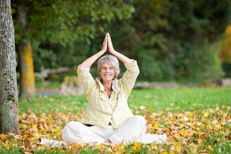 Meditationsabende mit der Energetikerin, Frau Maria Schlömicher