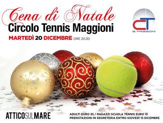 Auguri Di Natale Tennis.Cena Di Natale Martedi 20 All Attico Sul Mare Benvenuti Su Ctmaggioni