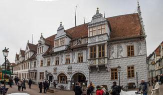 Bild: Altes Rathaus von Celle