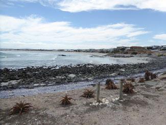 Bild: Die Bucht von Yzerfontein