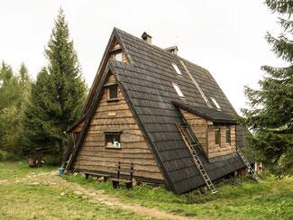Bild: Aussteiger-Kate in Polen