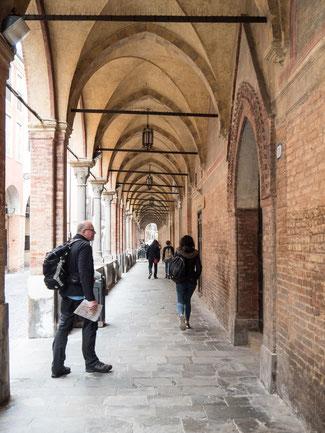 Bild: Kirche San Francesco in Padua