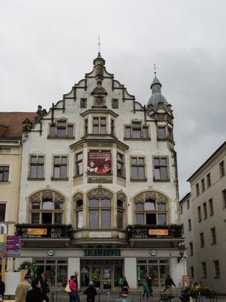 Bild: Clack-Theater in der Lutherstadt Wittenberg