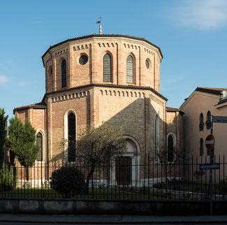 Bild: Santa Chiara in Vicenza