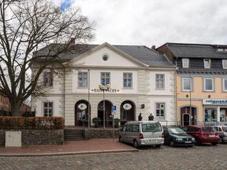 Bild: Hauptwache in Rendsburg