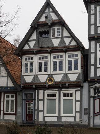 Bild: Die Synagoge von Celle