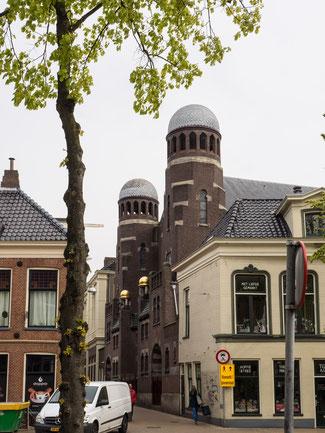 Bild: Synagoge in Groningen
