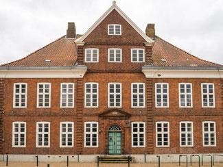 Bild: Das Haus des Amtmannes ist die dänische Bezeichnung für Amtmandsgarden.