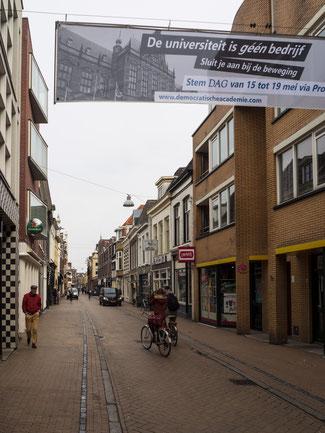 Bild: Folkingestraat in Groningen