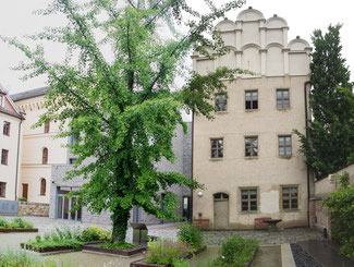 Bild: Das Melanchtonhaus in Lutherstadt Wittenberg