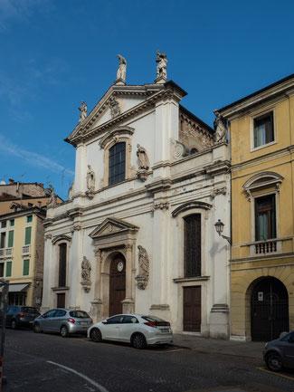 Bild: Die Kirche Santa Maria Servi